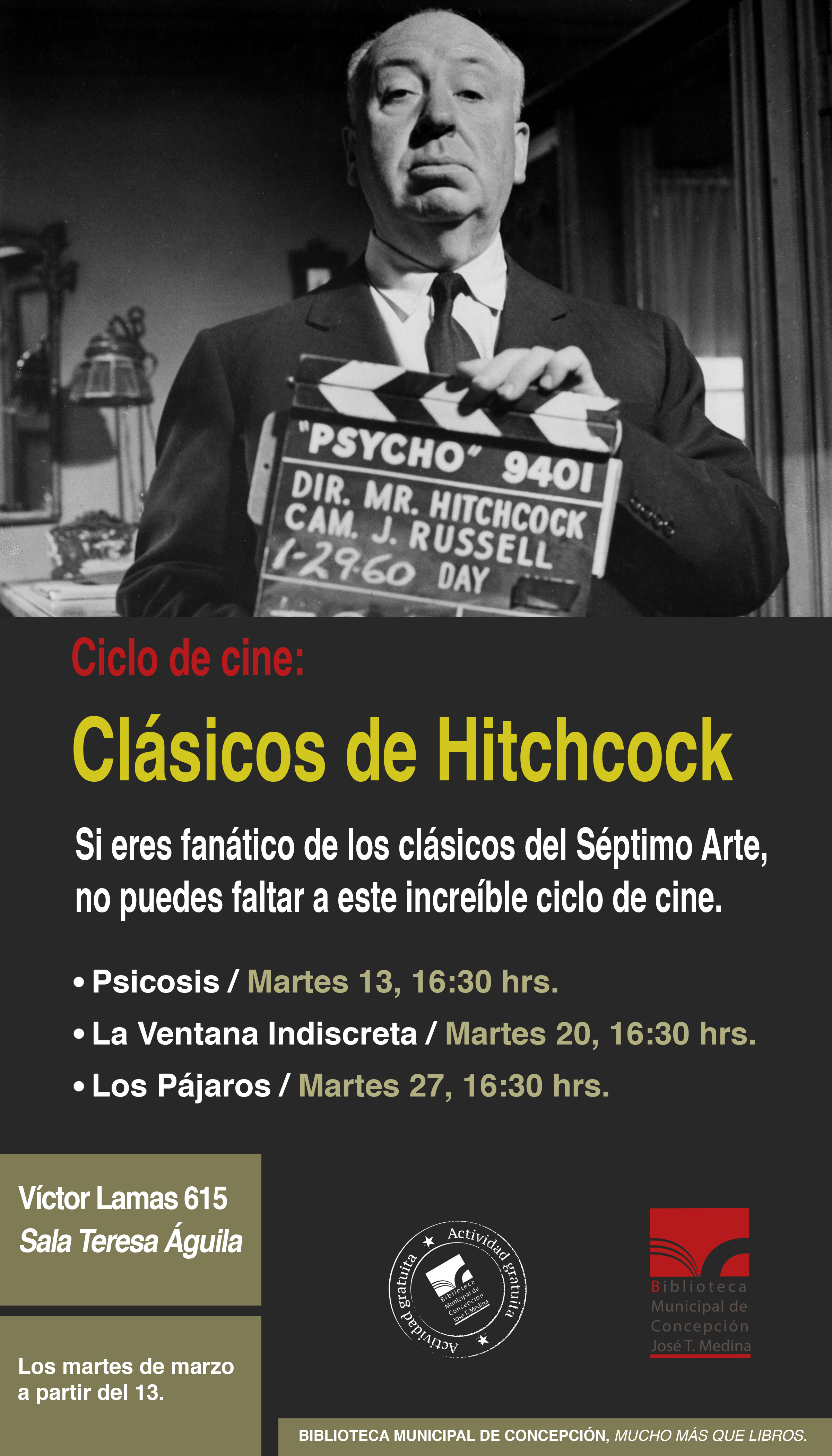 CineHitchcock